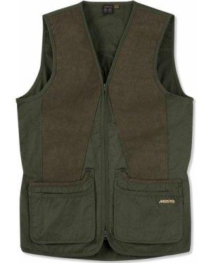Musto Mens Clay Shooting Vest Vineyard Large