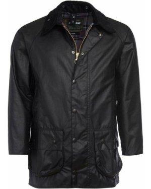 Barbour Mens Beaufort Wax Jacket Navy 50
