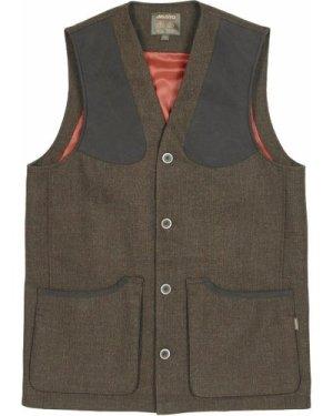 Musto Mens Stretch Technical Tweed Waistcoat AW19 Thornbury XL