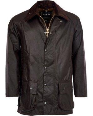Barbour Mens Beaufort Wax Jacket Rustic 44