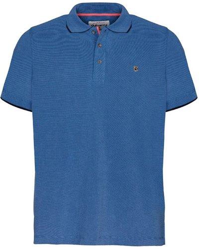Dubarry Glengarrif Polo Shirt Denim Small