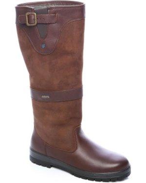Dubarry Tipperary Boots Walnut 10.5 (EU45)
