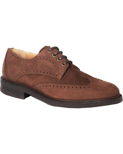 Dubarry Derry Shoes Walnut 10 (EU44)