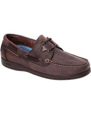 Dubarry Sailmaker X LT Deck Shoe Old Rum 8 (EU42)
