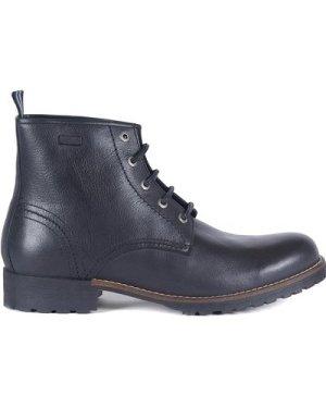 Barbour International Mens Dredd Boots Black 7