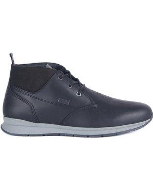 Barbour International Mens Sprocket Boots Black 10