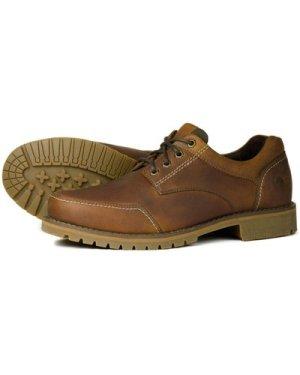 Orca Bay Mens Windermere Shoes Havana 9 (EU43)