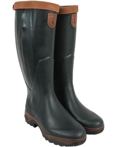 Aigles Parcours 2 Signature Wellington Boots Bronze 7 (EU41)