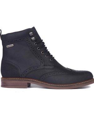 Barbour Mens Seaton Boots Black 10