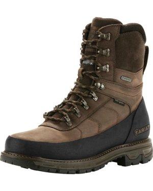 Ariat Mens Conquest Explore 8 Inch GTX Boot Dark Brown 11 (EU46)