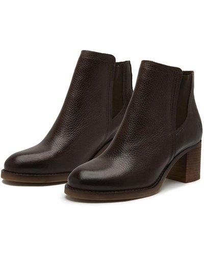 Chatham Womens Savannah Chelsea Boots Dark Brown 4 (EU37)