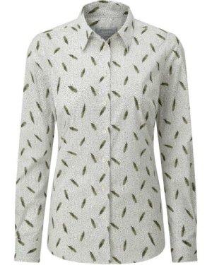 Schoffel Womens Norfolk Shirt Sprig Cedar 8