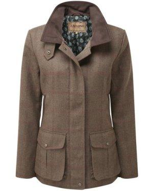 Schoffel Womens Lilymere Hacking Jacket Sussex Tweed 12