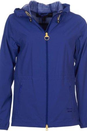 Barbour Womens Leeward Jacket Eclipse 10