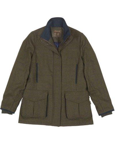 Musto Womens Technical Tweed Jacket Seafield Glen 12