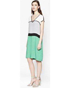 Tonino Colour Block Dress