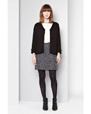 Leo Jacquard Skirt