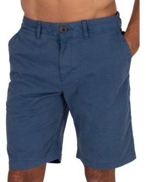 Superdry  International Chino Shorts  men's Shorts in Blue