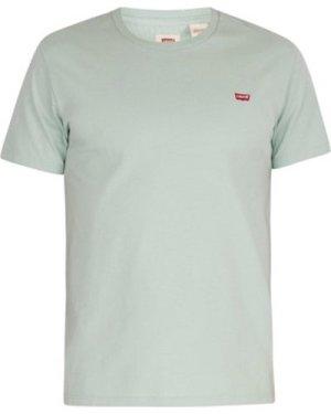Levis  Original T-Shirt  men's T shirt in Green