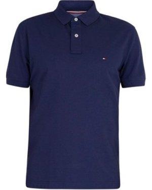 Tommy Hilfiger  Regular Polo Shirt  men's Polo shirt in Blue