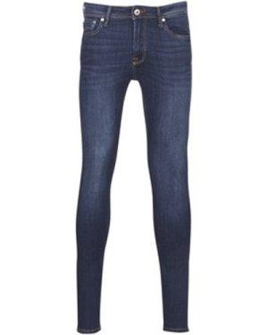 Jack   Jones  JJILIAM  men's Skinny Jeans in Blue