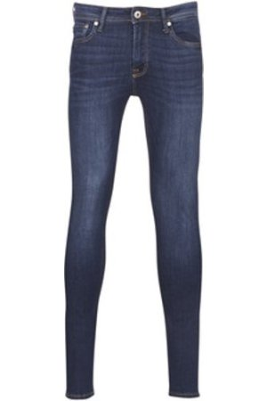 Jack   Jones  JJILIAM  men's Skinny Jeans in Blue