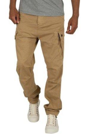 G-Star Raw  Roxic Cargos  men's Trousers in Beige