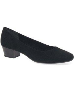 Marco Tozzi  Kumato Womens Court Shoes  women's Court Shoes in Black