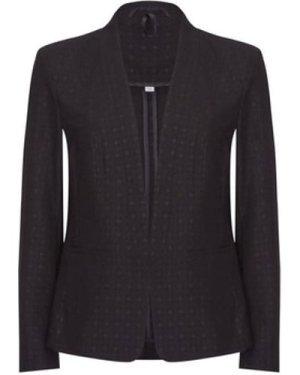 Bestcoats  Anastasia - Womens Short Spring Suit Jacket  women's Jacket in Black