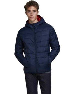 Jack   Jones  Magic Puffer Jacket  men's Jacket in Blue
