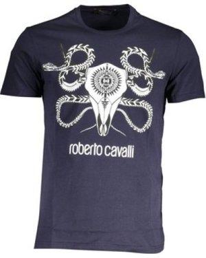 Roberto Cavalli  -  men's T shirt in multicolour