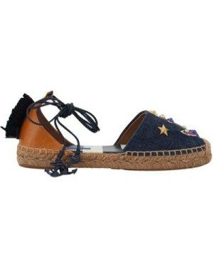D G  -  women's Espadrilles / Casual Shoes in multicolour