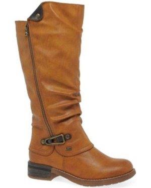 Rieker  Fresco Womens Knee High Boots  women's High Boots in Brown