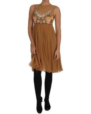 D G  -  women's Long Dress in multicolour