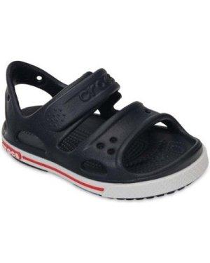 Crocs  Crocband II Kids Sandals  girls's Children's Sandals in Blue