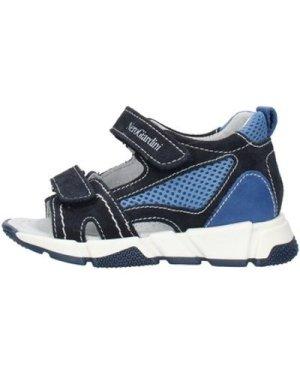 Nero Giardini  E023880M Low Boys Blue  boys's Children's Sandals in Blue