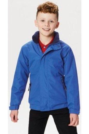 Professional  Dover Fleece Lined Waterproof Insulated Jacket Blue  boys's Children's jacket in Blue