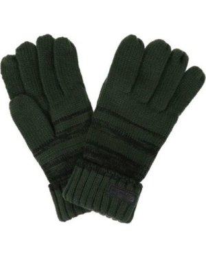 Regatta  Davion Knitted Gloves Green  men's Gloves in Green