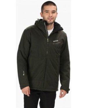 Regatta  Highside IV Waterproof Insulated Jacket Green  men's Coat in Green