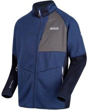 Regatta  Foley Hybrid Stretch Softshell Jacket Blue  men's Tracksuit jacket in Blue