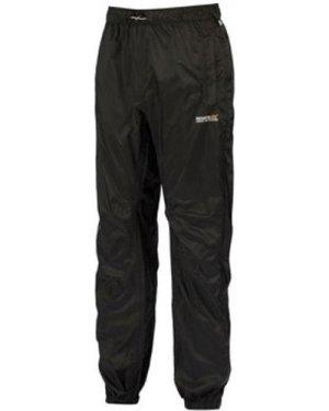 Regatta  Active Packaway Overtrousers Black  men's Sportswear in Black