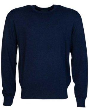 Armani  8N1MA11MPQZ_0924navy  men's Sweater in Blue