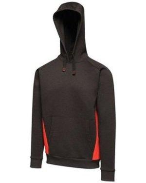 Professional  Vancouver Hoodie Black  men's Sweatshirt in Black
