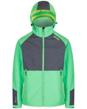 Regatta  Hewitts IV Wind Resistant Stretch Softshell Jacket Green  men's Jacket in Green