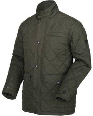 Regatta  Locke Insulated Diamond Quilted Jacket Green  men's Jacket in Green