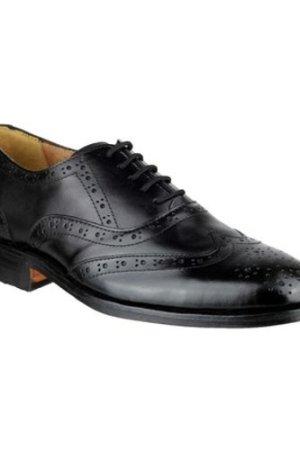 Amblers  Ben  men's Slippers in Black