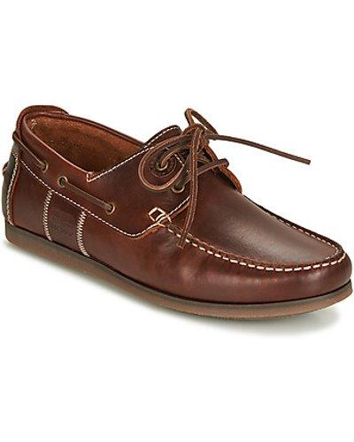 Barbour  CAPSTAN  men's Boat Shoes in Brown