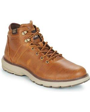 Caterpillar  FACTOR WP TX  men's Mid Boots in Brown