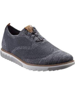 Hush puppies  HM02087-021-6 Expert Wingtip  men's Casual Shoes in Grey