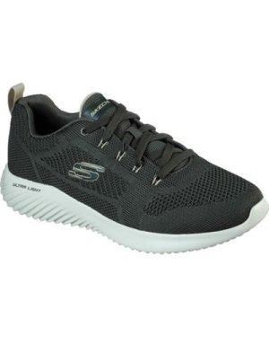 Skechers  232068-OLV-06 Bounder Rinstet  men's Shoes (Trainers) in Green